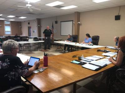 Bolivar Council continues contract with Sheriff's Department