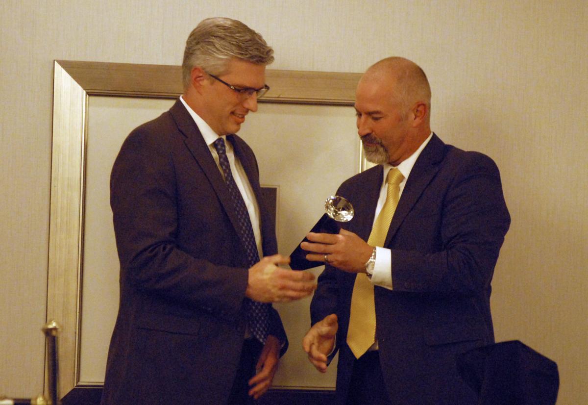 Procter and Gamble award