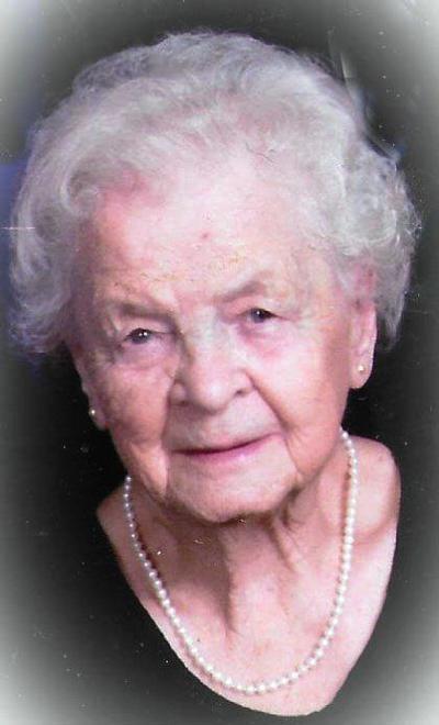 Mary Murphy celebrates 101 years