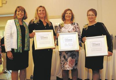 3 honored as Women of Distinction discuss benefits of Girl Scouts