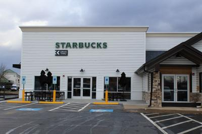 Starbucks in Martinsburg to open Friday