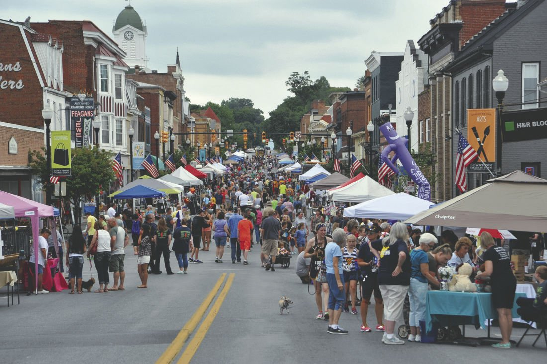 WV Fest returns to Charles Town