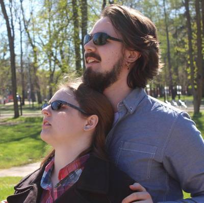 Jennifer Korcsmaros and Antti Pasanen