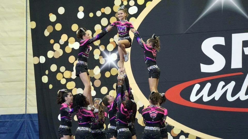 reaching the summit epic daredevils earn invite to national cheer event journal news journal newsnet