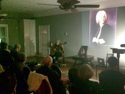 Historic McFarland House hosts guitar virtuoso