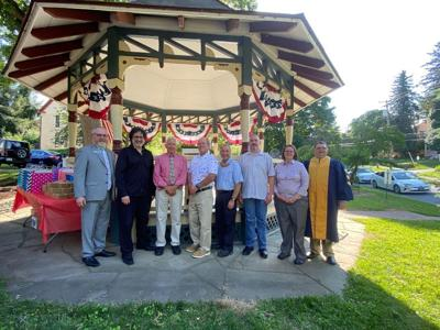 Harpers Ferry ushers in new leadership