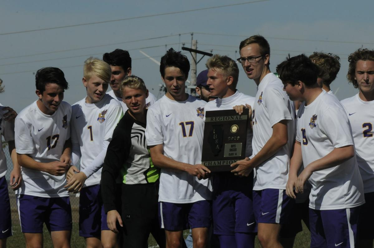 Monticello soccer wins regional