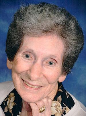 Pearl M. Crawford