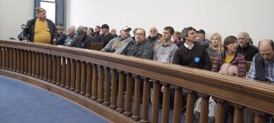 Piatt County zoning board of appeals, Jan. 23, 2020