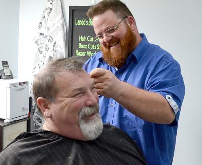 Lando's Barbershop