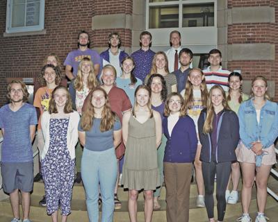 Illinois State Scholars 2021