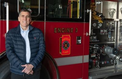 Rupkey is new Monticello fire chief
