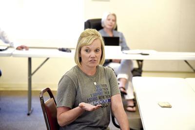 Amber Oberheim, Monticello city council