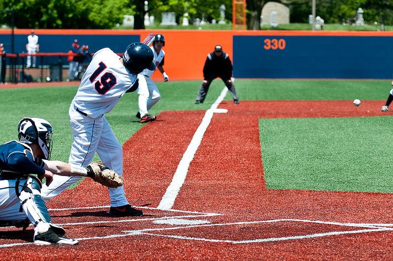 0513 spor UI baseball vs Penn State 01.JPG