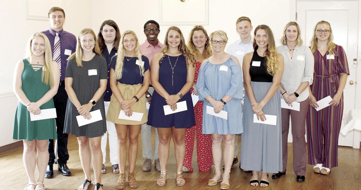 Kirby Auxiliary 2019 scholars