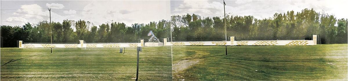 Veterans Park rendering