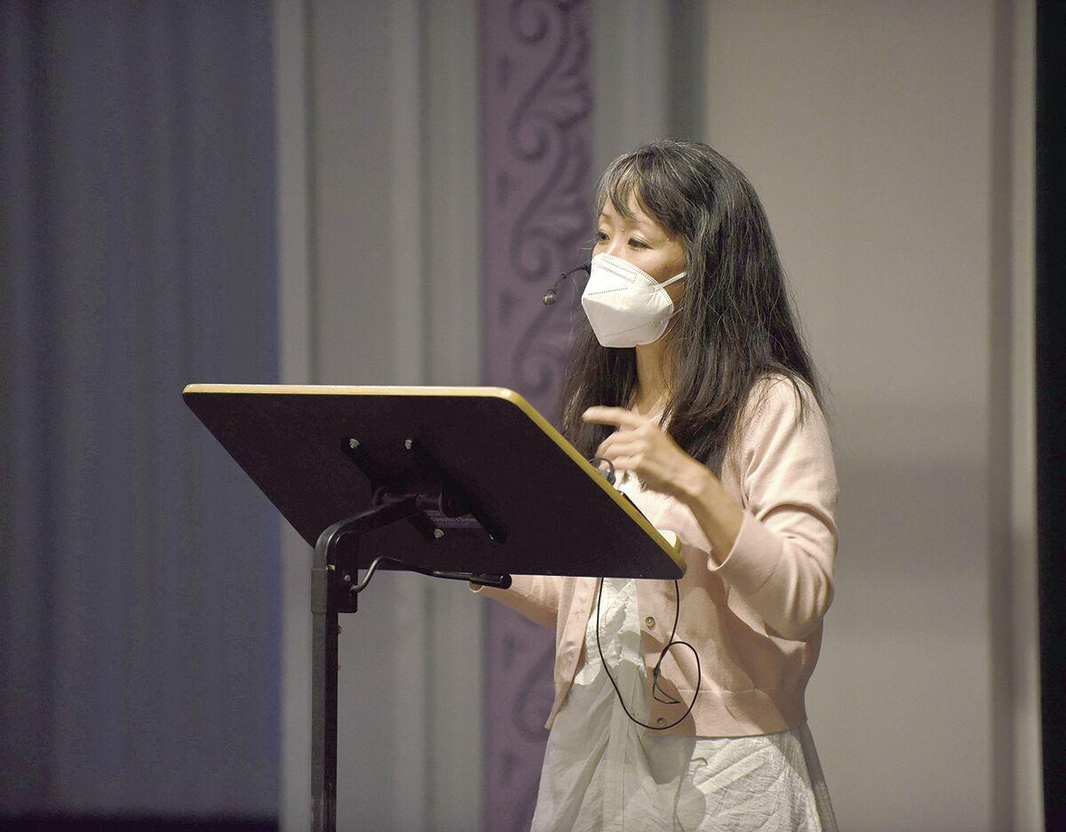 Tea Ceremony Jennifer Gunji-Ballsrud