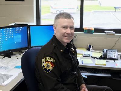 Sheriff David Hunt