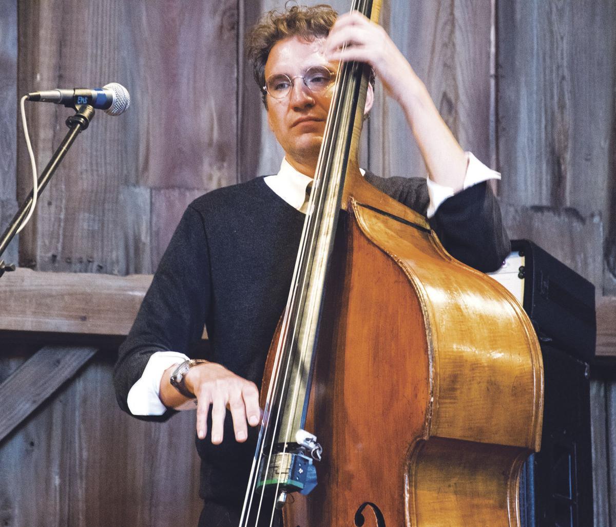 Krauss at Allerton Music Barn
