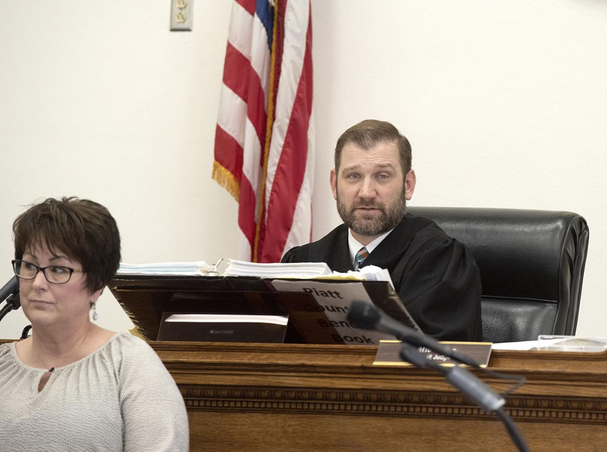 Judge Karle Koritz