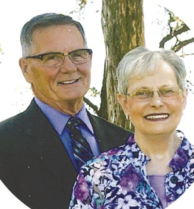 Richard and Sherry (Sparling) Wright