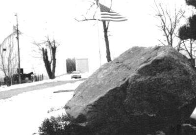 Piatt County boulder