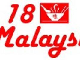 18 Malaysia | Malaysian Cuisine | Winston-Salem NC