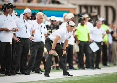 Wake Forest Rice Football
