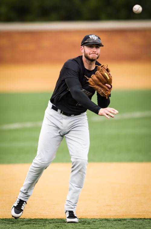 Wake Forest Appalachian State Baseball