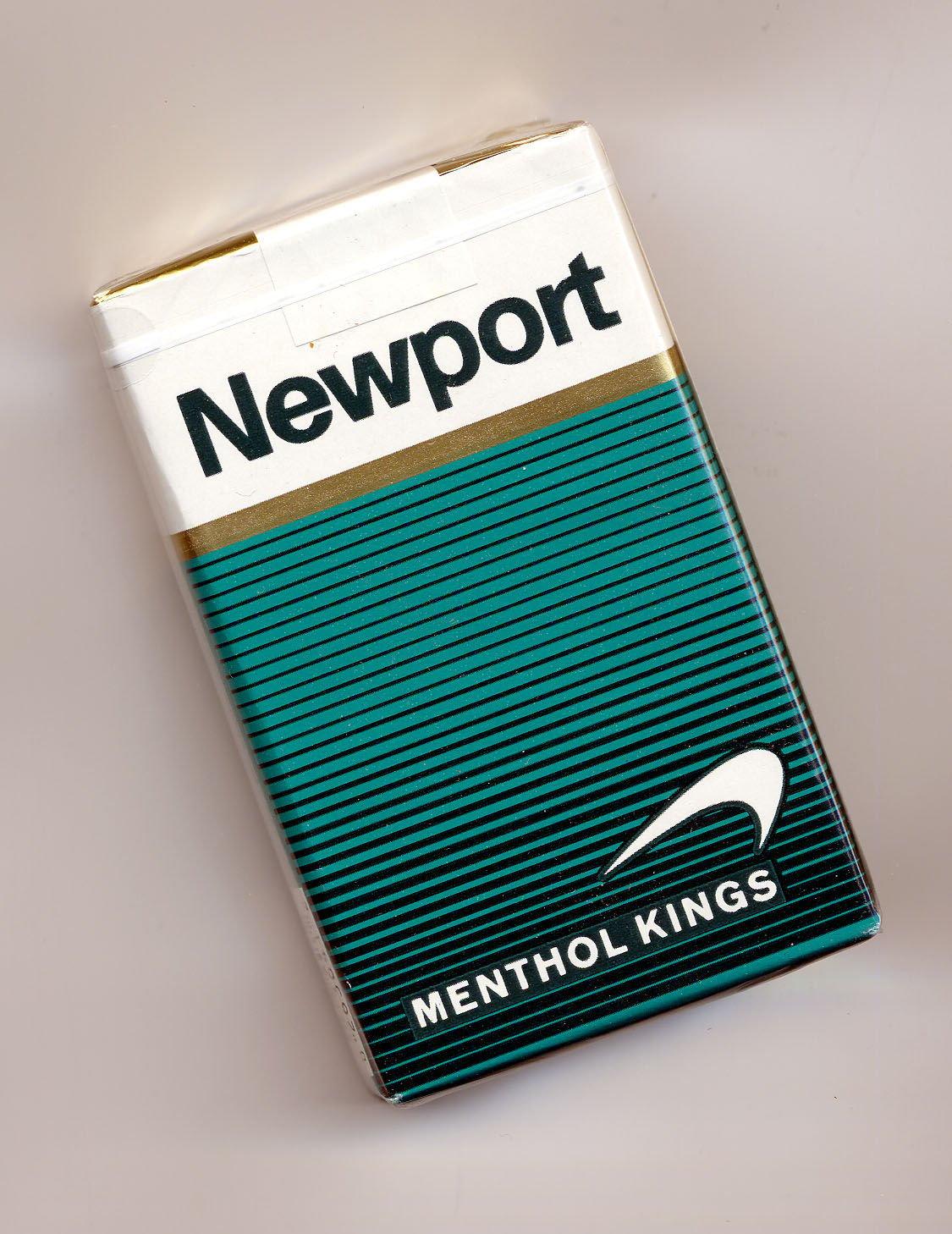 Newport Menthol Gold 's box cigarettes. 88 Reviews. $