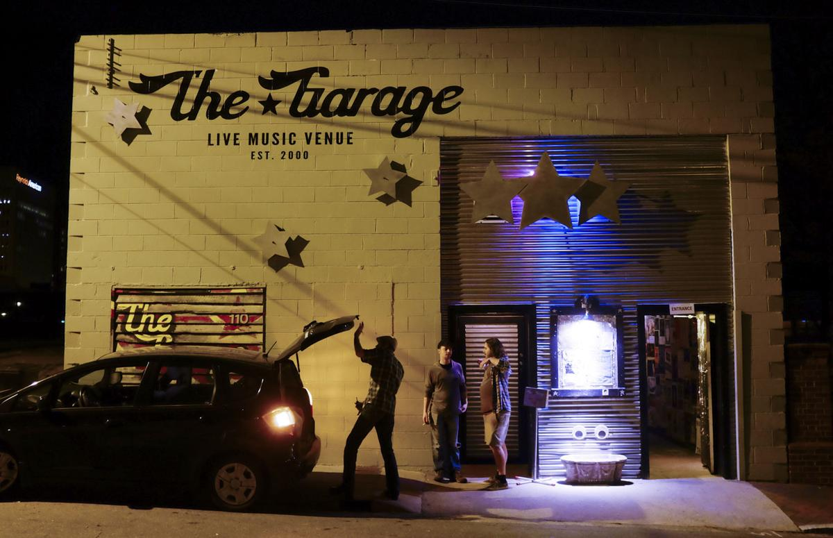 The Garage Winston Salem on