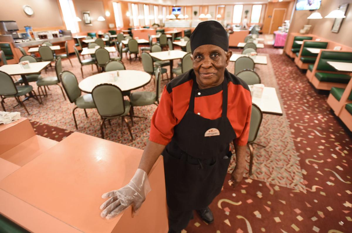 Mama' celebrates 55 years working at K&W in Winston-Salem