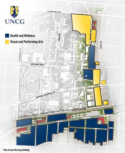 The Syllabus: An update on UNCG\'s millennial campus | University ...