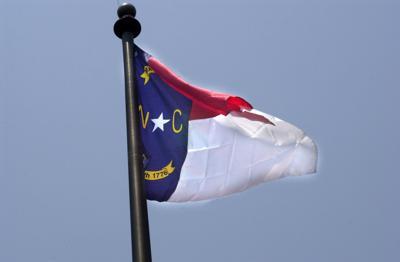 N.C. FLAG north carolina