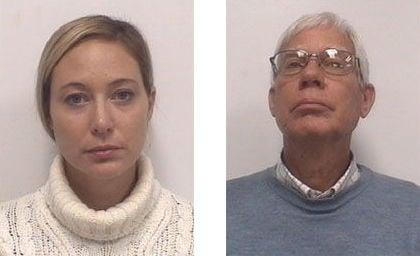 Molly Corbett and Thomas Martens
