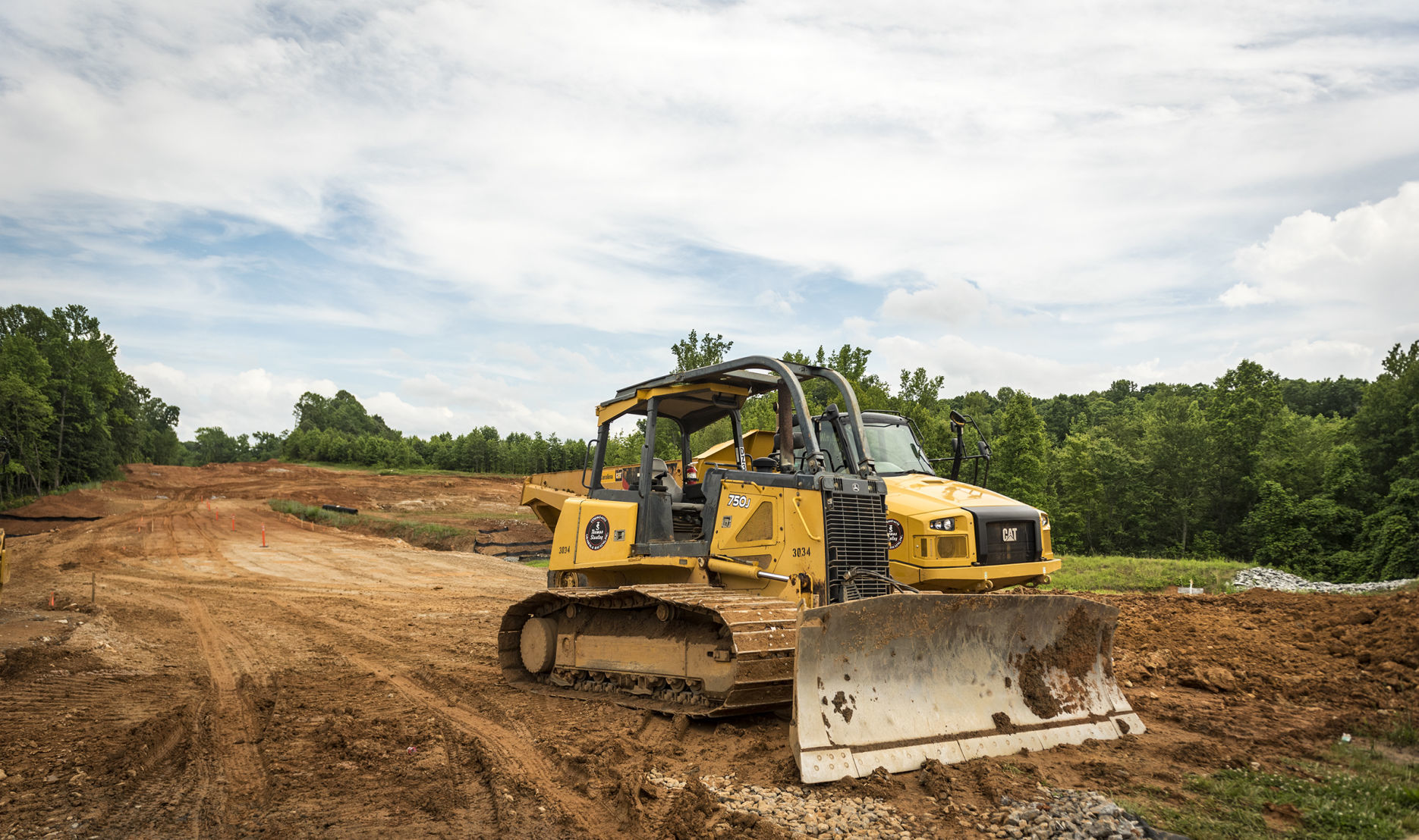 Atlanta developer buys Kernersville sites primed for Amazon fulfillment center | Winston Salem Journal