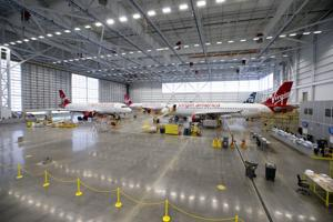 High ceilings, high expectations for HAECO's massive new hangar at PTI