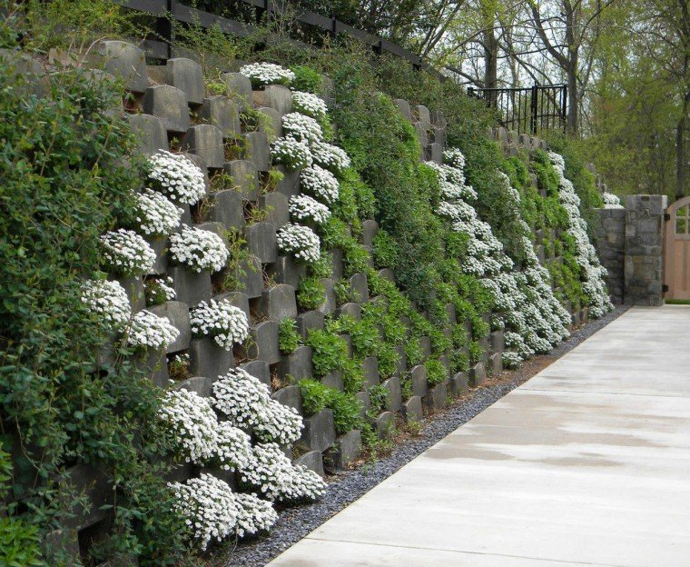 Myriad options for retaining wall needs | Food | journalnow com