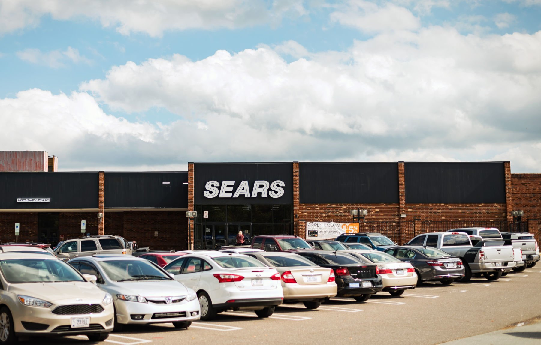 Triad Sears, Kmart stores look like they'll survive - for now - as company enters bankruptcy   Winston Salem Journal