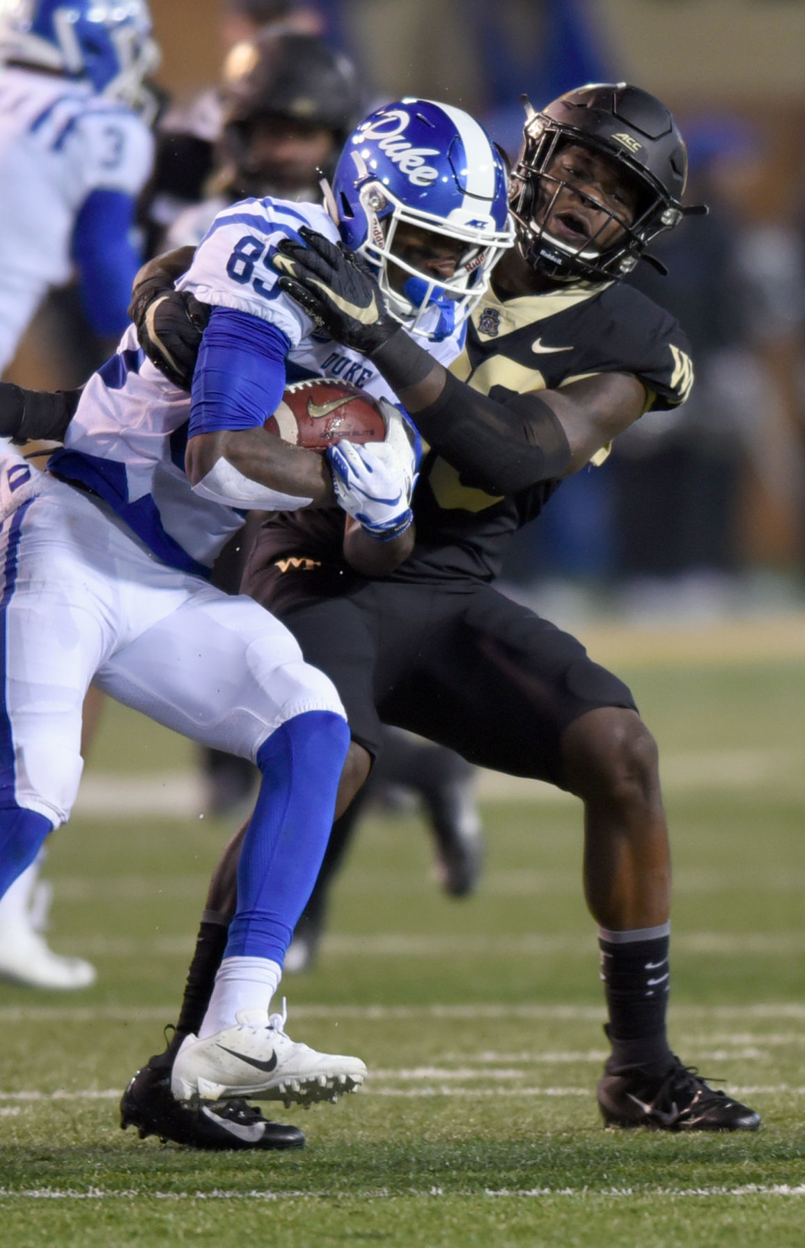 Duke Wake Forest football