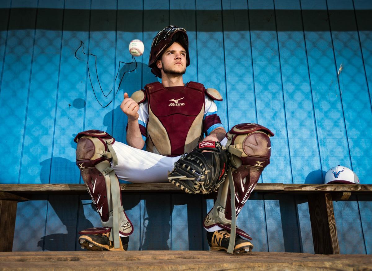 HSX North Forsyth Baseball Garrett Ring