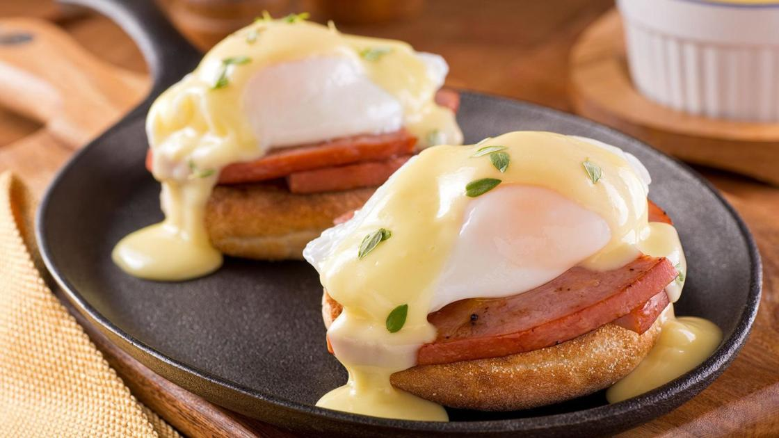 Recipe Swap: Eggs Benedict: the classic brunch dish