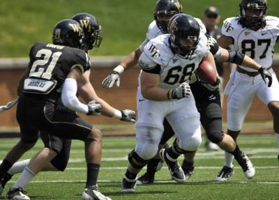 FOOTBALL: College - Wake Forest