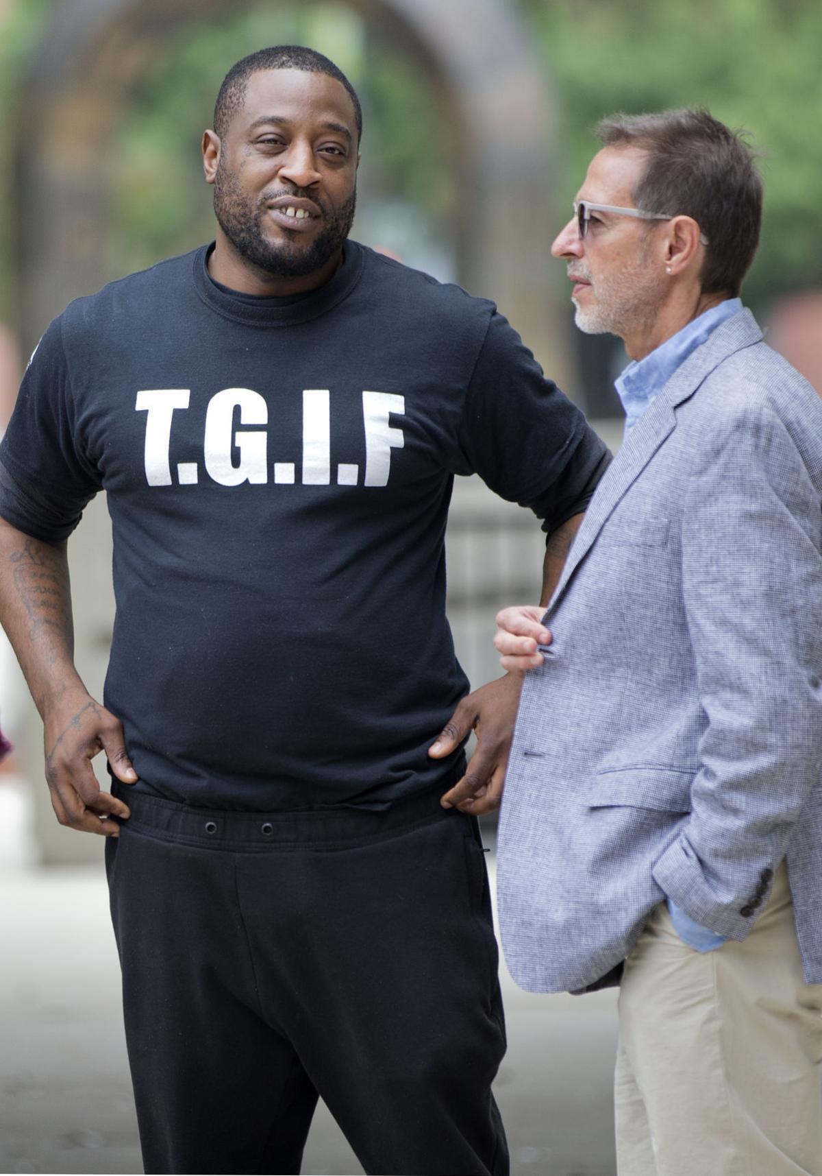 Greensboro man involved in police mistreatment case back in jail
