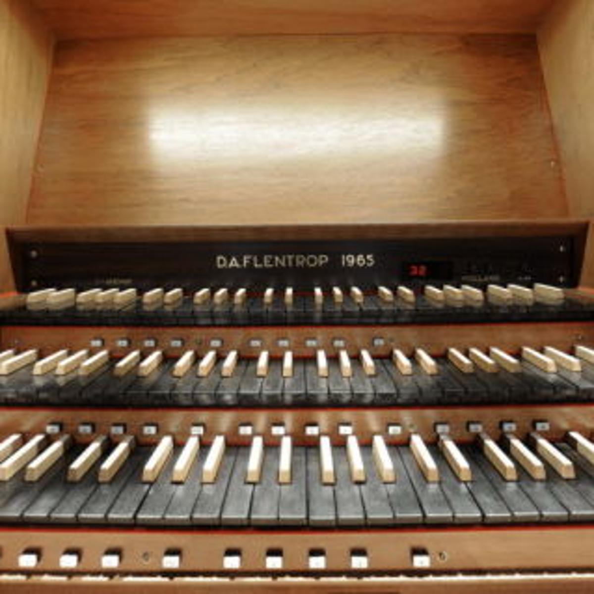 Like New': Salem College to celebrate organ's restoration