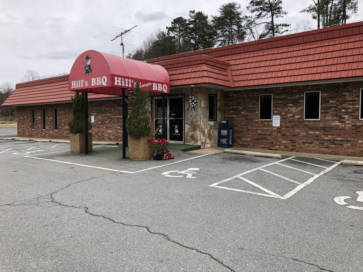Hill's Lexington Barbecue