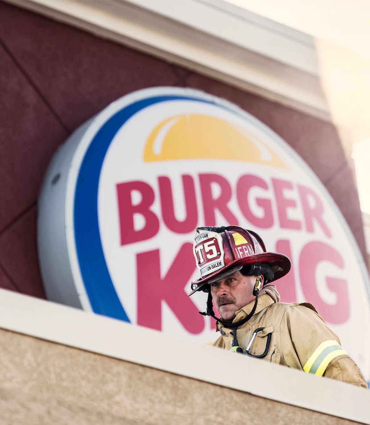 Burger King Fire | Galleries | journalnow com