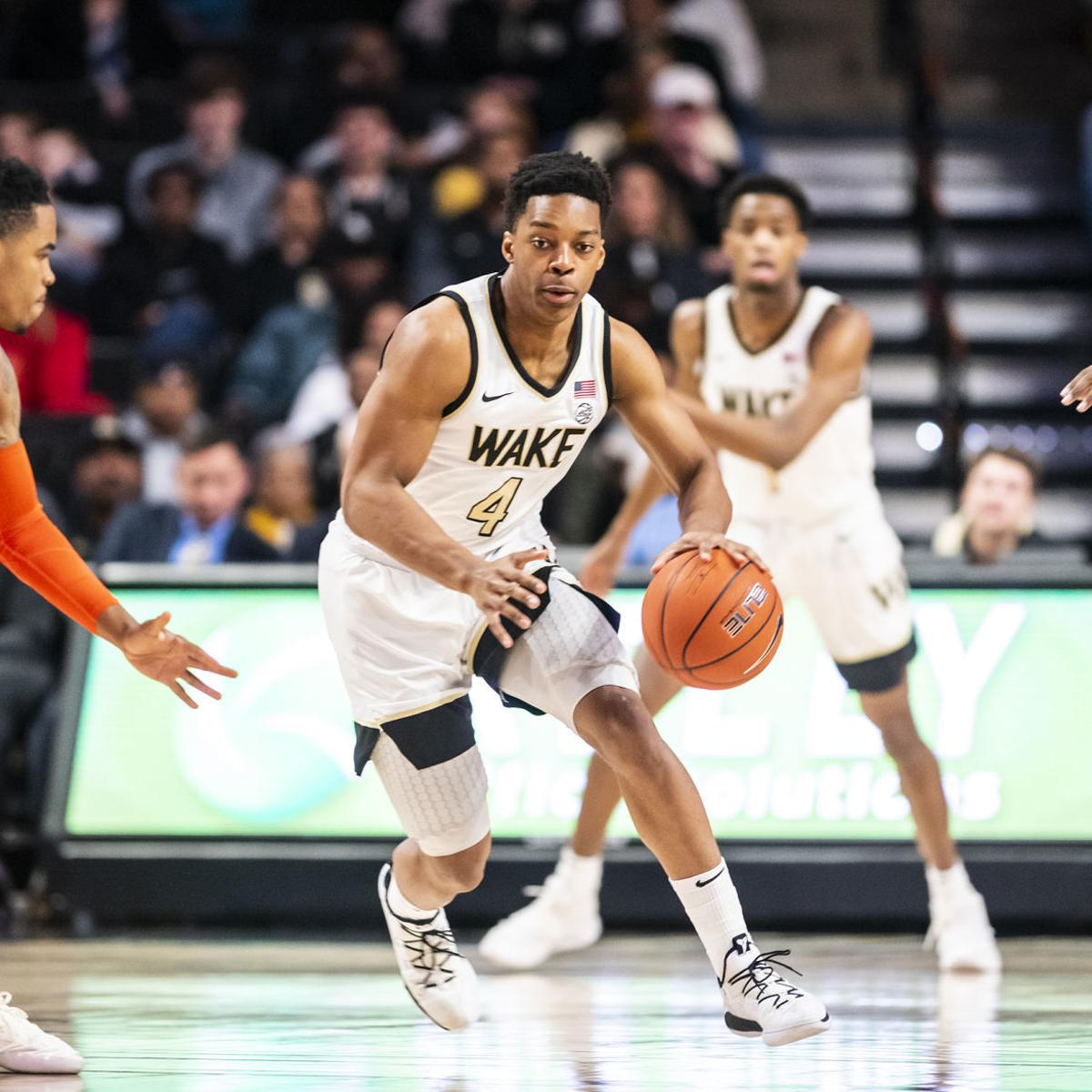 Jahcobi Neath enters transfer portal, leaves open possibility to return to  Wake Forest | WFU | journalnow.com