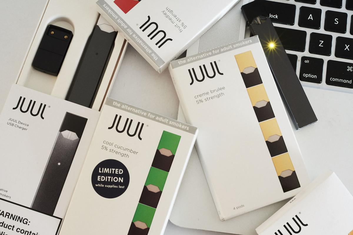 Juul confirms plans to pull four sweet-flavored e-cig styles