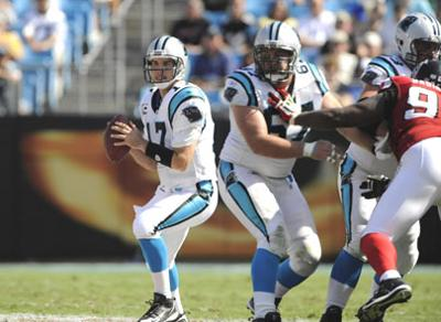 bceb774e354 Buccaneers say they are wary of Delhomme's veteran savvy | National ...